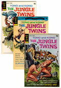 Bronze Age (1970-1979):Miscellaneous, The Jungle Twins #3-18 File Copies Group (Gold Key/Whitman,1972-84) Condition: Average VF+.... (Total: 16 Comic Books)