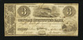 Obsoletes By State:Ohio, Fulton, OH- Orphan Institute's Bank $3 Apr. 2, 1838. ...