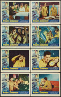 """Movie Posters:Science Fiction, The Atomic Submarine (Allied Artists, 1959). Lobby Card Set of 8(11"""" X 14""""). Science Fiction.. ..."""
