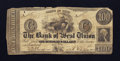 Obsoletes By State:Ohio, West Union, OH- Bank of West Union $100 circa 1840. ...