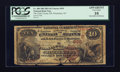 National Bank Notes:Kentucky, Winchester, KY - $10 1882 Brown Back Fr. 480 The Clark County NBCh. # (S)995. ...