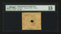 Colonial Notes:Massachusetts, Massachusetts October 16, 1778 6d PMG Choice Fine 15.. ...