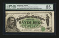 Obsoletes By State:Minnesota, Austin, MN- Hayes Bros. Jewelers (1887) Ad Note. ...