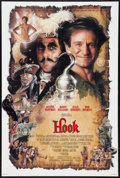 "Movie Posters:Adventure, Hook (Tri-Star, 1991). One Sheets (2) (27"" X 40.5"" & 26.75"" X39.75) DS, SS, Regular & Advance. Adventure.. ... (Total: 2Items)"