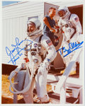 Autographs:Celebrities, Gemini 12 Crew-Signed Color Photo. ...