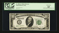 Error Notes:Double Denominations, Fr. 2001-E $10/$5 1928A Federal Reserve Note. PCGS Choice New 63.. ...