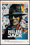 "Movie Posters:Action, Billy Jack (Warner Brothers, 1971). International One Sheet (27"" X41""). Action. ..."