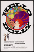 "Movie Posters:Musical, Hello, Dolly! (20th Century Fox, 1969). One Sheet (27"" X 41""). Musical. ..."