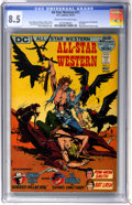 Bronze Age (1970-1979):Western, All-Star Western #11 (DC, 1972) CGC VF+ 8.5 Cream to off-white pages....