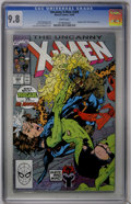 Modern Age (1980-Present):Superhero, X-Men #269 (Marvel, 1990) CGC NM/MT 9.8 White pages....