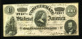 Confederate Notes:1864 Issues, T65 $100 1864.. . ...