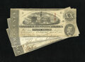 Confederate Notes:1863 Issues, T58 $20 1863 Three Examples.. ... (Total: 3 notes)
