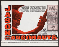 Jason and the Argonauts Lot (Columbia, 1963). Pressbooks (4) and Press Sheet (Multiple Pages, Various Sizes). Fantasy...