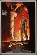 "Movie Posters:Adventure, Indiana Jones and the Temple of Doom (Paramount, 1984). Poster (40""X 60""). Adventure.. ..."