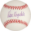 Baseball Collectibles:Balls, Don Drysdale Single Signed Baseball....