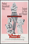 """Movie Posters:Sexploitation, The Swingin' Pussycats Lot (Hemisphere Pictures, 1972). One Sheets(2) (27"""" X 41""""). Sexploitation.. ... (Total: 2 Items)"""