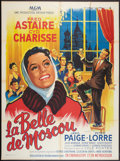 """Movie Posters:Musical, Silk Stockings (MGM, 1957). French Grande (47"""" X 63""""). Musical.. ..."""