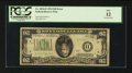 Error Notes:Inverted Reverses, Fr. 2054-D $20 1934 Federal Reserve Note. PCGS Fine 12.. ...