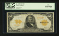 Large Size:Gold Certificates, Fr. 1199 $50 1913 Gold Certificate PCGS Fine 15 PPQ.. ...