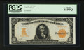 Large Size:Gold Certificates, Fr. 1168 $10 1907 Gold Certificate PCGS Gem New 66PPQ.. ...