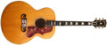 Musical Instruments:Acoustic Guitars, 1959 Gibson J-200 Natural Acoustic Guitar, #A31783....