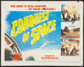 """Movie Posters:Science Fiction, Conquest of Space (Paramount, 1955). Half Sheet (22"""" X 28"""").Science Fiction.. ..."""