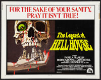 "The Legend Of Hell House Lot (20th Century Fox, 1973). Half Sheets (2) (22"" X 28""). Horror. ... (Total: 2 Item..."