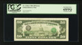 Error Notes:Third Printing on Reverse, Fr. 2120-G $50 1981 Federal Reserve Note. PCGS Extremely Fine 45PPQ.. ...