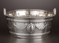 Silver Holloware, American:Bowls, AN AMERICAN SILVER BOWL WITH HANDLES . Tiffany & Co., New York,New York, circa 1892. Marks: TIFFANY & CO., MAKERS 490,ST...