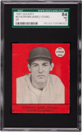 Baseball Cards:Singles (1940-1949), 1941 Goudey Babe Young SP #23 SGC 84 NM 7 - The Highest ExampleKnown! ...
