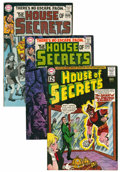 Silver Age (1956-1969):Mystery, House of Secrets Group (DC, 1962-73) Condition: Average NM-....(Total: 11 Comic Books)