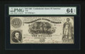 Confederate Notes:1861 Issues, T30 $10 1861 PF-1 Cr. 238.. ...