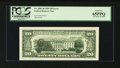Error Notes:Third Printing on Reverse, Fr. 2081-D $20 1995 Federal Reserve Note. PCGS Gem New 65PPQ.. ...