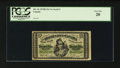 Canadian Currency: , DC-1b 25¢ 1870 . ...
