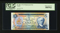Canadian Currency: , BC-48bA $5 1972 Replacement Note. ...