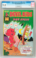 Bronze Age (1970-1979):Cartoon Character, Devil Kids Starring Hot Stuff #68 File Copy (Harvey, 1975) CGCNM/MT 9.8 Off-white to white pages....