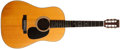 Musical Instruments:Acoustic Guitars, 1968 Martin D-28 Acoustic Guitar, #238370....