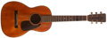 Musical Instruments:Acoustic Guitars, 1954 Martin 5-18 Natural Acoustic Guitar, #141685....