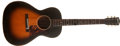 Musical Instruments:Acoustic Guitars, Late-1930s Gibson L-OO Sunburst Acoustic Guitar, #1477A....