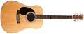 Musical Instruments:Acoustic Guitars, 1999 Martin D-35 Acoustic Guitar, #705275....