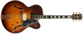 Musical Instruments:Electric Guitars, 1958 Gibson Byrdland Sunburst Electric Archtop Guitar, #A26854....
