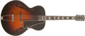 Musical Instruments:Acoustic Guitars, 1964 Gibson L-50 Sunburst Acoustic Guitar, #174311....