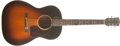 Musical Instruments:Acoustic Guitars, Early 1950s Gibson LG2 Sunburst Acoustic Guitar, #98630....