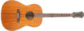 Musical Instruments:Acoustic Guitars, 1965 Epiphone Caballero Natural Acoustic Guitar, #243766....