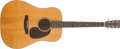 Musical Instruments:Acoustic Guitars, 1941 Martin D-18 Natural Acoustic Guitar, #79469....