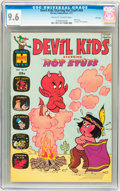 Bronze Age (1970-1979):Humor, Devil Kids Starring Hot Stuff #49 File Copy (Harvey, 1971) CGC NM+ 9.6 Off-white to white pages....