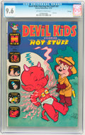 Bronze Age (1970-1979):Humor, Devil Kids Starring Hot Stuff #47 File Copy (Harvey, 1970) CGC NM+9.6 Off-white to white pages....