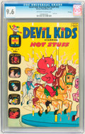 Bronze Age (1970-1979):Humor, Devil Kids Starring Hot Stuff #43 File Copy (Harvey, 1970) CGC NM+ 9.6 Off-white to white pages....