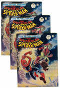 Magazines:Superhero, Spectacular Spider-Man #2 Group of Ten (Marvel, 1968) Condition:Average FN.... (Total: 10 Comic Books)