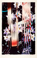 Prints:Contemporary, JAMES ROSENQUIST (American, b. 1933). Night Transitions,1985. Lithograph in colors. Image: 47-1/2 x 30 inches (120.7 x ...